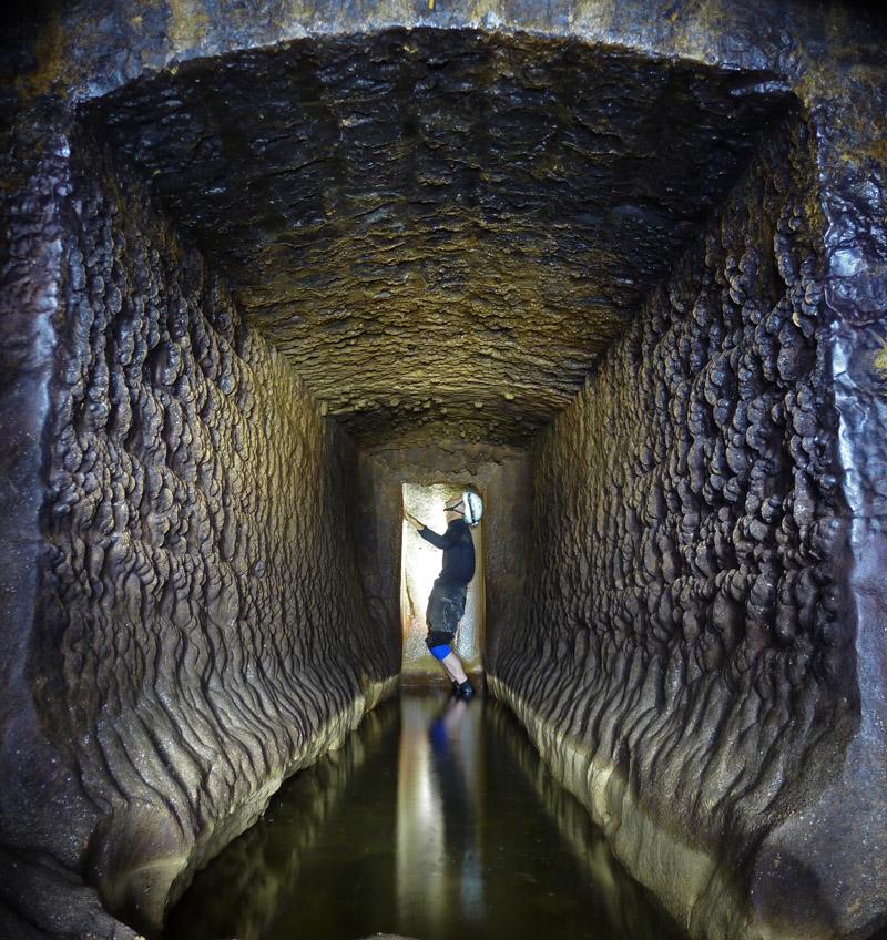 Ruisseau canalisé