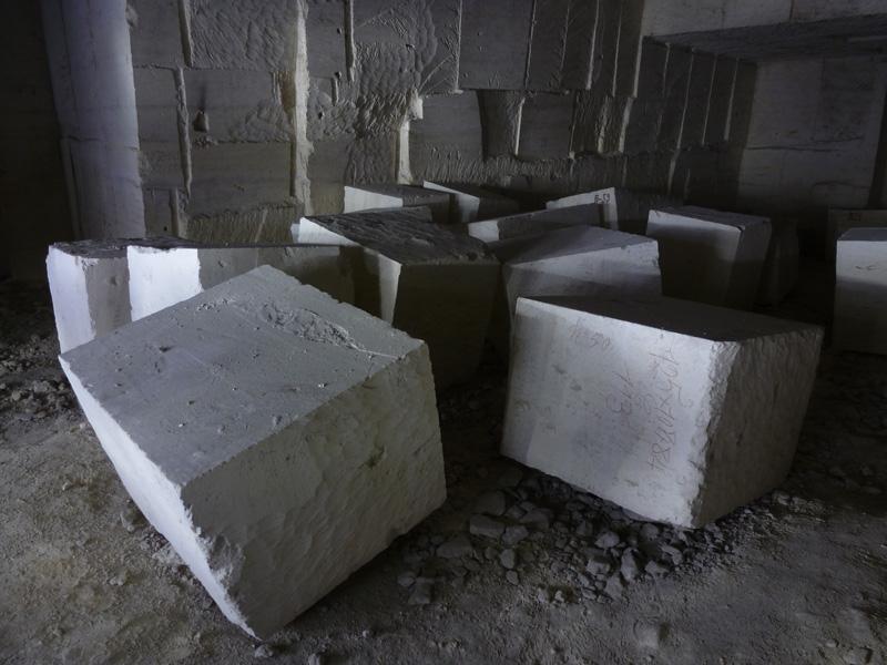 Carrière de calcaire