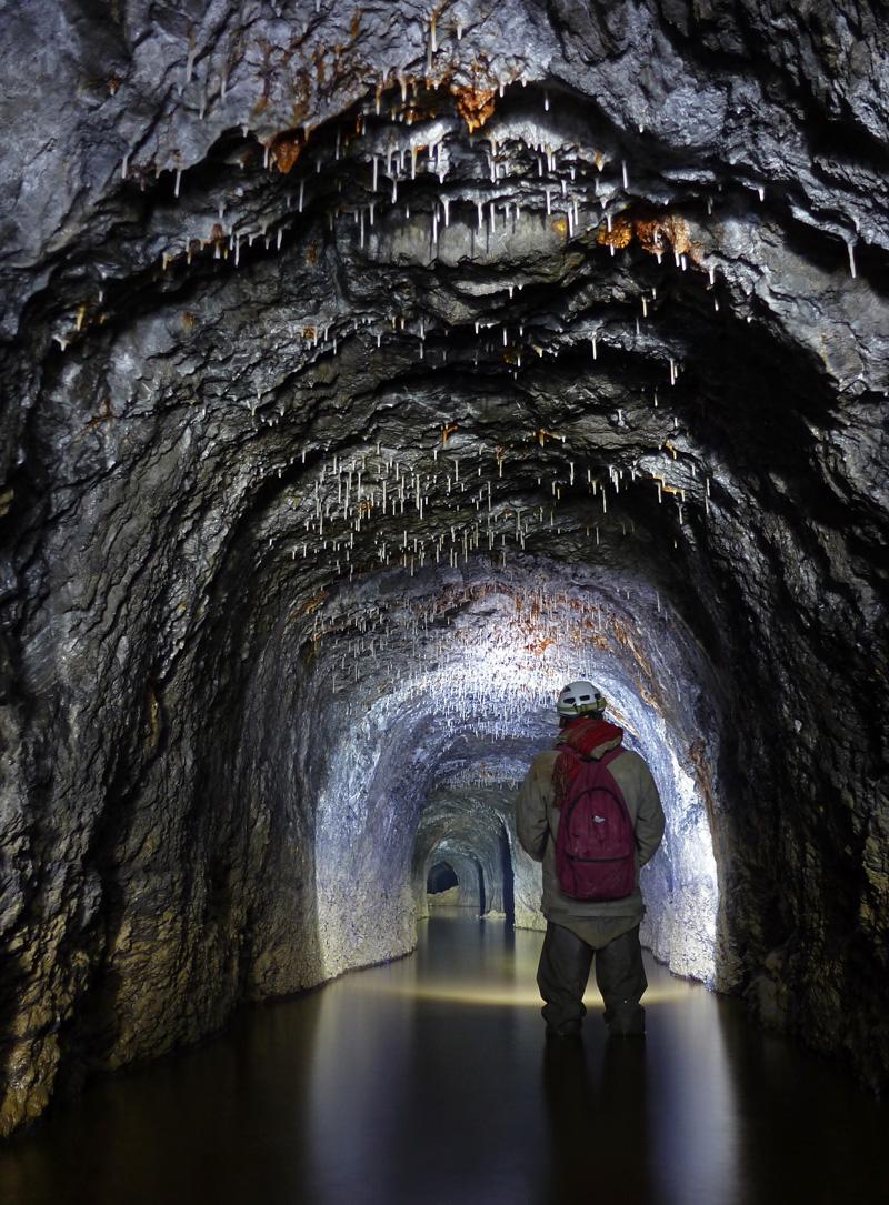 Ancien aqueduc souterrain