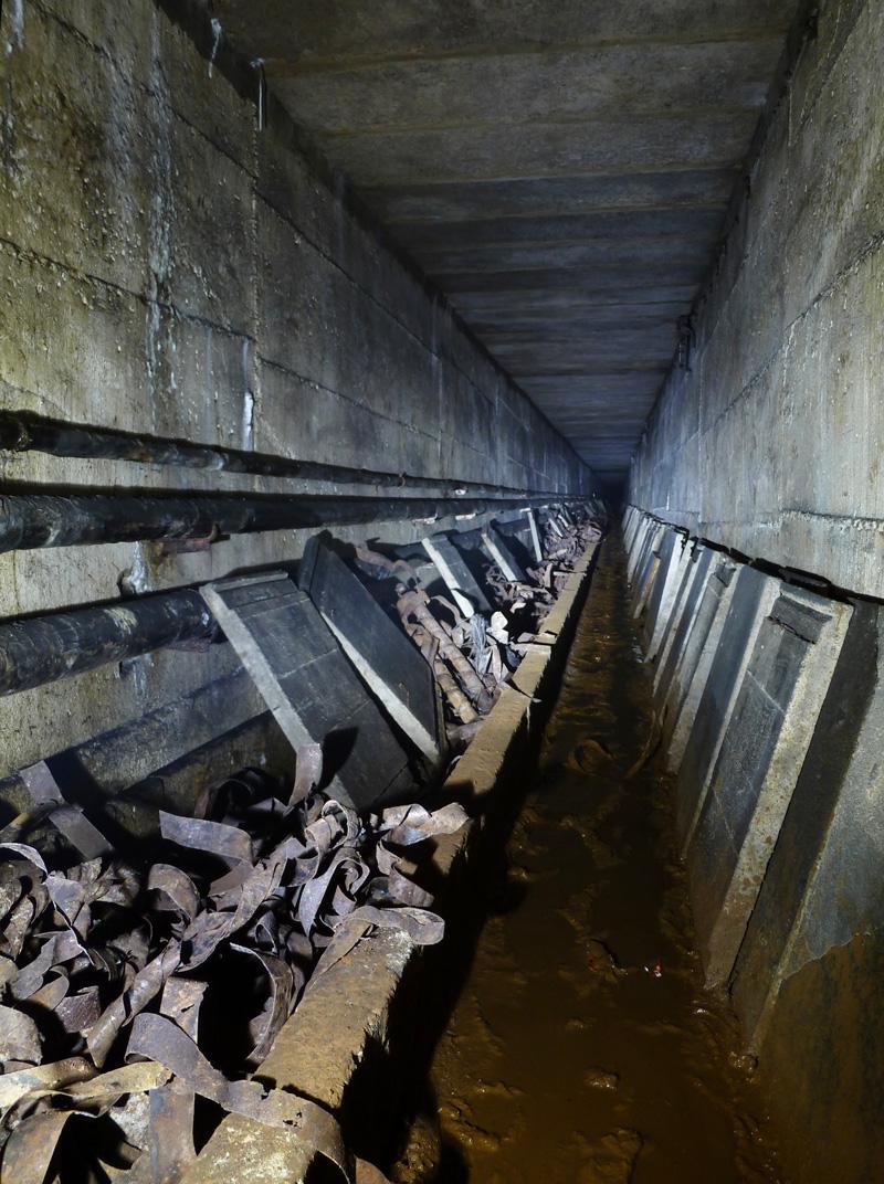 Ancienne base souterraine