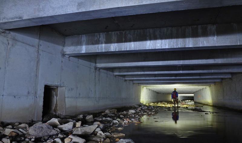 Rivière souterraine