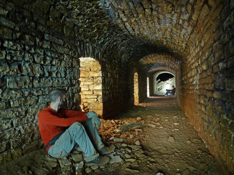 Ancienne mine de fer