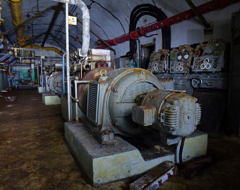 Ancien bunker de la ligne Maginot