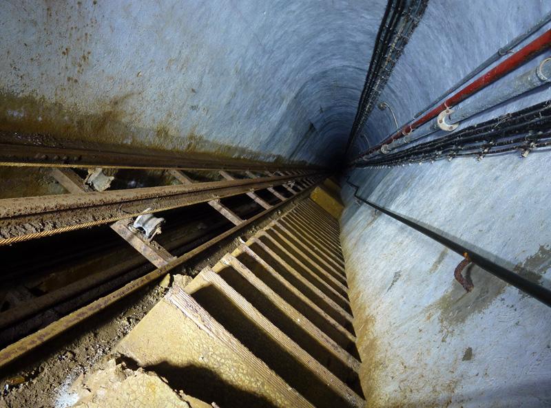 Bunker de la ligne Maginot