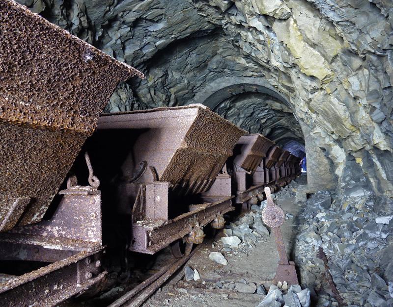 Carrière de ciment