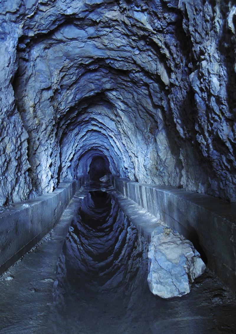 Galerie de drainage