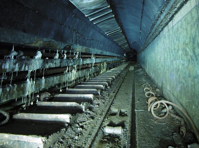 Ouvrage Maginot abandonné